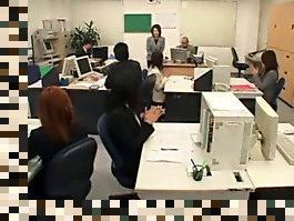japanese office humiliation